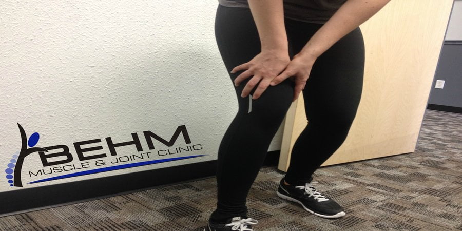 sports chiropractic treatments at behm muscle & joint clinic